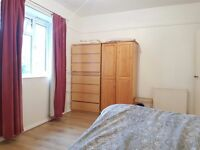 Bright Double Room in Flat Share Avail Now