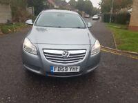 2010 Vauxhall INSIGNIA 2.0 CDTi SE Nav [160] 5dr Manual @07445775115@