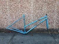 Job Lot Steel Vintage Bike Frames Offers Invited