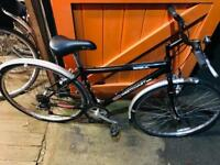 BSA Westcoast Hybrid. Fully Serviced. Great condition. Free Lock, Lights & Local Delivery.