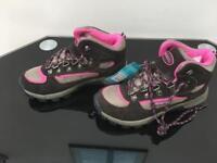 Walking/Hiking Shoes - Size 3