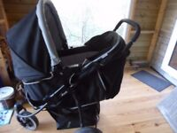 Hauk Viper buggy pushchair spares or repair only free to collector