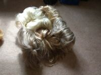 Blonde wigs for sale