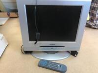 Alba TV with remote