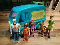 Scooby Doo action figures