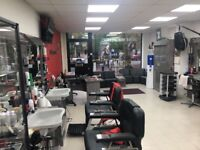 Established Unisex Barber Shop Business For Sale - Main Road Location - Existing Client Base