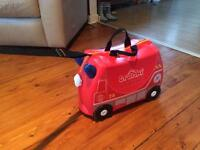 Trunki fire engine £20