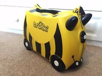 Trunki Suitcase - 'Bernard Bee' - Children's Case