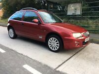 20904 1.4 Rover 25 65,000 miles