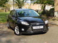 FORD FOCUS 2.0 TDCI AUTO ( POWERSHIFT )WITH 1 PREVIOUS OWNER + FSH .