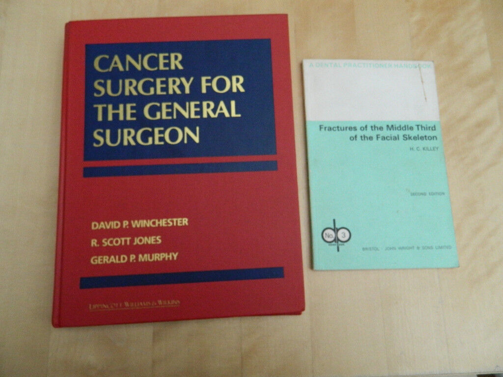Reducedbook On Cancer Surgery Facial Fractures Human Anatomy