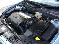 Saab convertible 2 litre hot turbo 210 BHP