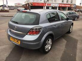 Vauxhall Astra 1.4 Active *** ONLY 66,000 MILES! *** 12 MONTHS WARRANTY! ***