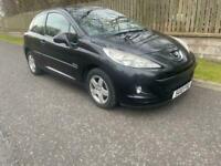 Peugeot 207, 2010, Clean car, years mot, great family car, Low Miles,