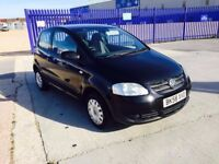 VW FOX 1.4 SERVICE HISTORY ONLY 36000 MILEAGE