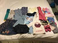 Girls bundle of clothes age 2-3