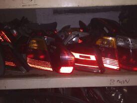 BMW 3 SERIES 1 SERIES 5 SERIES BACK LIGHT AVALIABLE