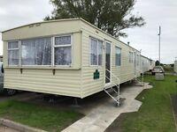 Porthcawl Elvis weekend Trecco Bay 8 berth caravan 22-25 Sept