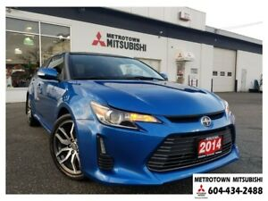 2014 Scion tC Base; No accidents!