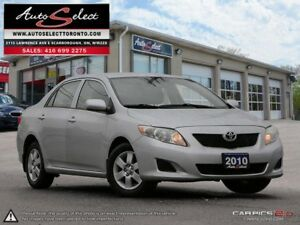 2010 Toyota Corolla ONLY 157K! **CE MODEL** ALL POWER OPTIONS