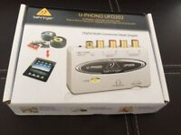 Behringer USB Audio Interface