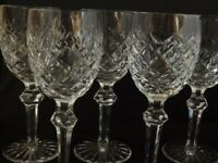 Waterford Crystal Powerscourt Glasses