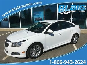 2012 Chevrolet Cruze RS LT TURBO