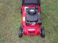 New mountfield sp414 self propelled petrol lawnmower