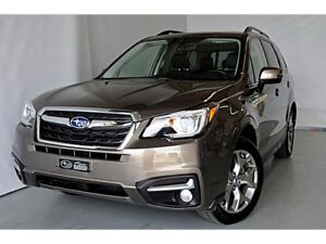2017 Subaru Forester LIMITED GPS CUIR TOIT PANORAMIQUE