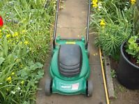 Qualcast Electric Lawn Mower (no box) Full working order