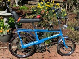Raleigh Chopper Mk1 Stunning Horizon Blue
