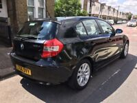 2007 Bmw 1 series 120D AUTOMATIC not z4,x3, Astra, Audi A4,a3