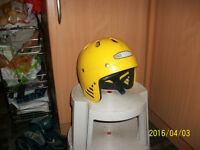 Canoeing helmet