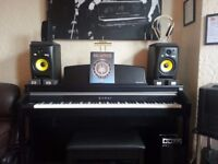 Kawaii CA65 Digital Piano (Wooden Keys)