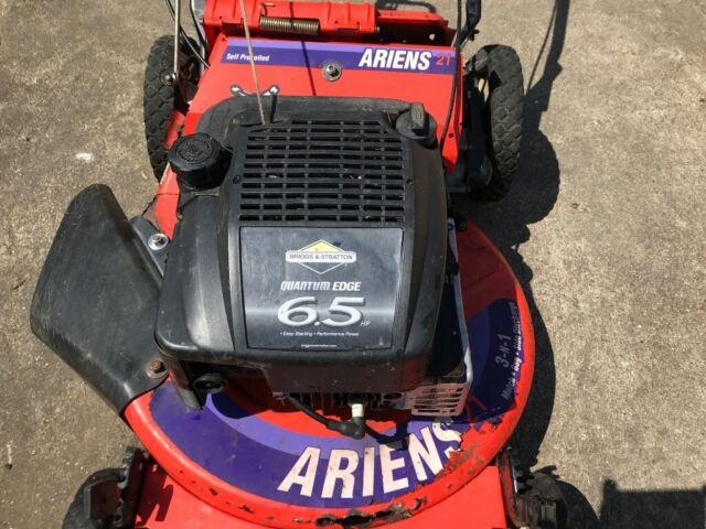 Ariens 21 With 6 5hp Briggs Stratton Quantum Edge 4 Stroke Petrol Engine In Saxmundham Suffolk Gumtree