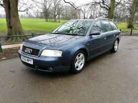Audi A6 2.5 Tdi Estate