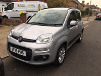 FIAT PANDA LOUNGE 2016 DONE ONLY 3000 MILES 1 OWNER NOT YARIS POLO GOLF AURIS PRIUS BMW