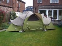 Quechua base 4.2 seconds pop up tent