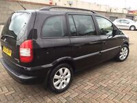 *7 SEATS* 2006 ZAFIRA WITH FULL YEAR MOT AND FULLY SERVICED