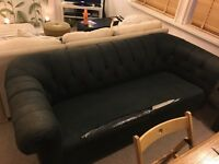 Habitat chesterfield sofa
