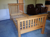 3ft Solid Pine Bed Frames (2off)