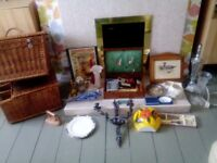Job lot of vintage items for car boot?