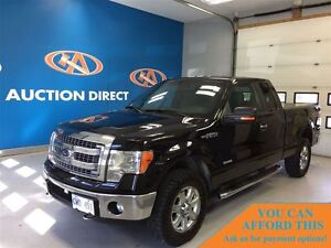 2014 Ford F-150 XLT, BACK UP CAM, BLUETOOTH, FINANCE NOW!