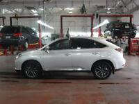 2013 Lexus RX 350 SUNROOF AND LEATHER