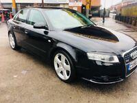 Audi A4 sline 170 bhp