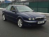 2003 JAGUAR X TYPE * 2.0 PETROL * AUTOMATIC * LEATHER * SUNROOF * S/HISTORY * PART EX * DELIVERY *