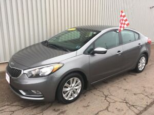 2016 Kia Forte FACTORY WARRANTY | GREAT FUEL ECONOMY | FEATUR...