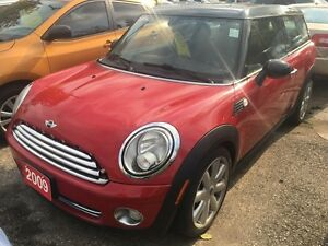 2009 MINI Cooper Clubman 6 Speed Manual | Panoramic Roof