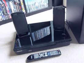 SAMSUNG BLURAY 2.1 HOME CINEMA SOUND SYSTEM