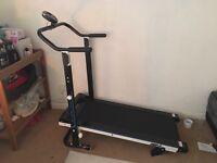 Manual treadmill £120 ONO